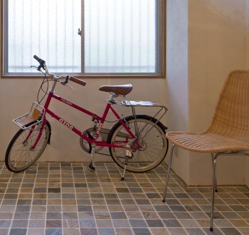 オリジナル家具が映える家